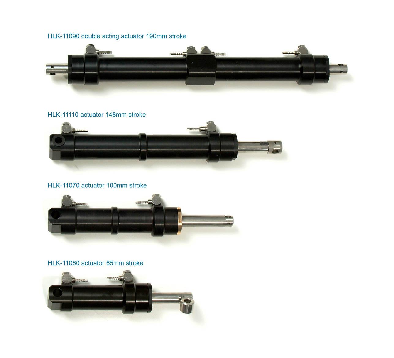Dameron Blog Hydraulic Actuator